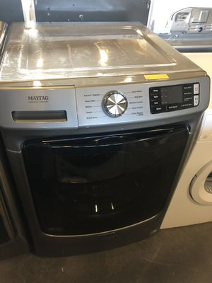 New Maytag front load washer and lg gas dryer with warranty for Sale in Woodbridge, VA