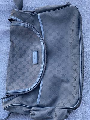 Authentic Gucci Diaper Bag for Sale in South San Francisco, CA