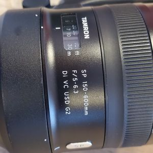 Tamron 150-600 G2 for Sale in Smithtown, NY