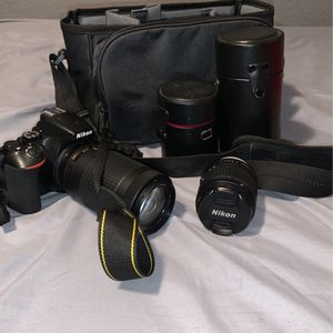 Nikon D3500 for Sale in Everett, WA