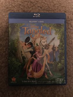 Tangled dvd for Sale in OR,  US