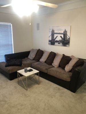 Sectional couch - sofa for Sale in Arlington, VA