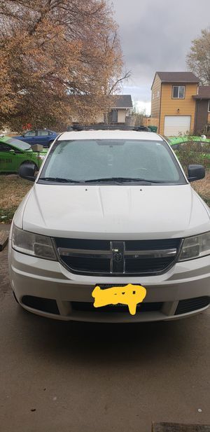 Dodge journey 2009 runs great has 130k miles on it asking for 5500 obo for Sale in Aurora, CO