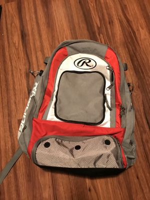 Rawlings Baseball Softball Backpack for Sale in City of Industry, CA