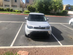 2015 Kia Soul Smogged and clean title! for Sale in North Las Vegas, NV