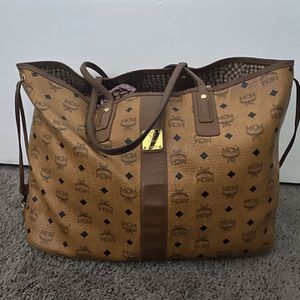 Large MCM Tote Bag for Sale in Baltimore, MD