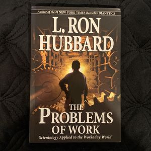 The Problems of Work By L. Ron Hubbard for Sale in La Puente, CA