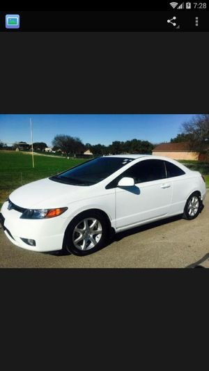 2007 Honda Civic LX 2dr Coupe for Sale in Oakland, CA