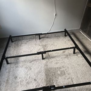 Twin/Full/Queen Folding, Adjustable Bed Frame for Sale in Seattle, WA