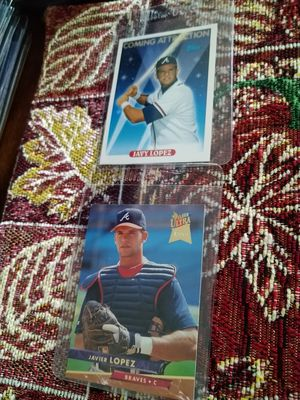 Atlanta Braves Javy Lopez Rookie Baseball Cards Lot for Sale in Port Richey, FL