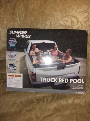 New pickup truck bed swimming pool for Sale in Kansas City, KS