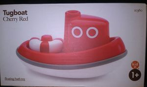 Kid O Floating Tug Boat Bath Toy - Red for Sale in Seattle, WA