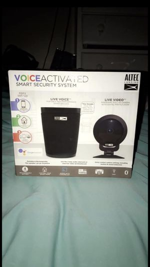Smart security system for Sale in Parchment, MI