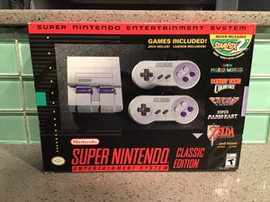Super Nintendo mini games installed for Sale in Los Angeles, CA