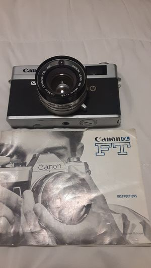 Canon canonet ql19 for Sale in Guyton, GA