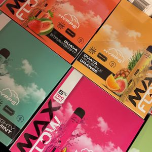 Max Flow Different Flavors for Sale in Downey, CA