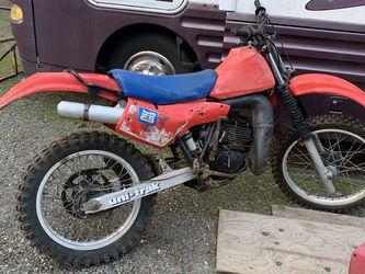 1984 Kawasaki Kdx 200 for Sale in Roy,  WA