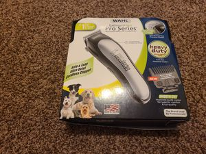 Wahl Lithium Ion Pro Series Pet Clipper for Sale in Modesto, CA