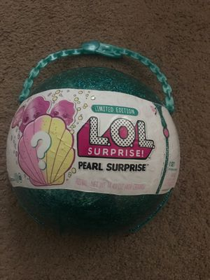 Lol pearl surprise Toy for Sale in Sunnyvale, CA