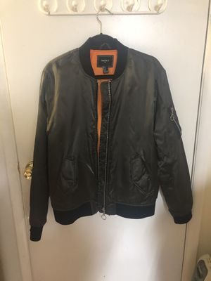 Forever 21 Bomber Jacket for Sale in Springfield, VA