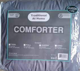 Queen Size Traditional Super Fluffy Comforter (Brand New) for Sale in The Bronx,  NY