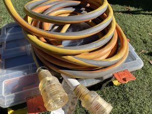 RIDGID 25 ft. 12/4 Generator Cord for Sale in San Marcos, CA