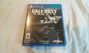 Call of Duty: Ghosts (PS4) for Sale in Ephrata, WA