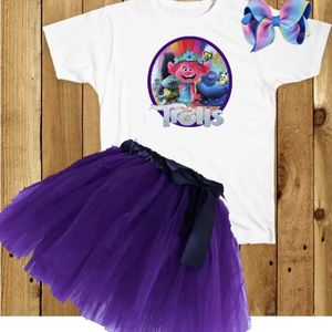 Trolls Party Outfit 4t for Sale in Rialto, CA