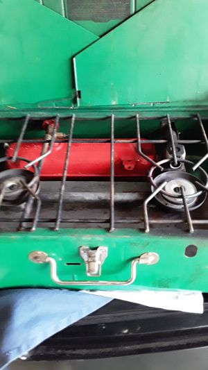 Coleman gas stove for Sale in Stockton, CA
