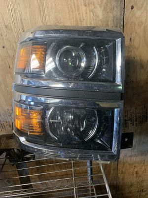 2014 front headlight passenger and fog lights for Sale in Dallas, TX