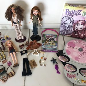 Bratz Collection (Dolls, Movie, Game, Accessories) for Sale in San Diego, CA