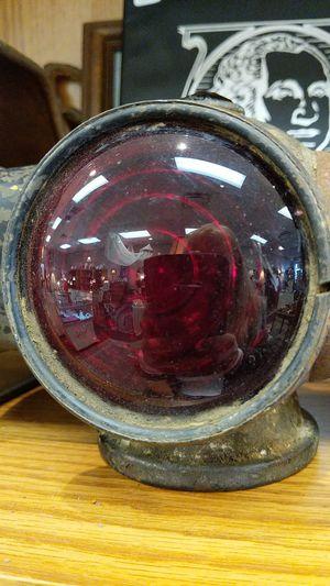 ANTIQUE Railroad light for Sale in Leesburg, VA