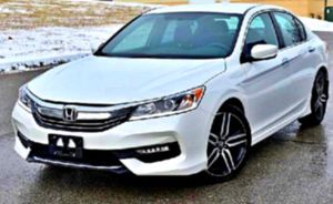 🚯NoScratches'15 Honda Accord Sport for Sale in Muskegon, MI
