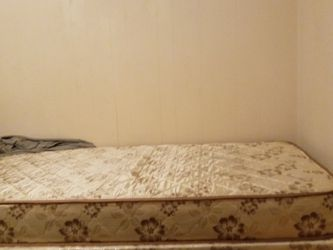 Twin Box Spring And Mattress for Sale in South Salt Lake,  UT
