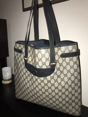 Authentic 1970's Gucci tote bag for Sale in Pasadena, CA