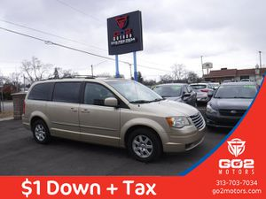 2010 Chrysler Town & Country for Sale in Detroit, MI
