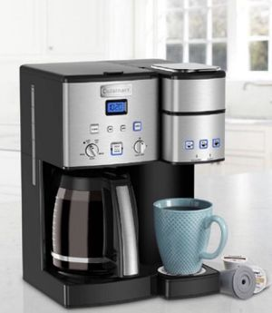 """Cuisinart Coffee Makers Coffee Center™ 12 Cup Coffeemaker and Single-Serve Brewer- """"NEW """" for Sale in Los Angeles, CA"""