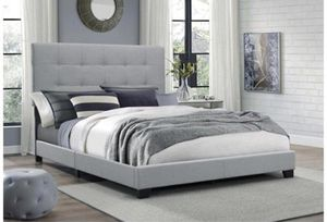 Cama queen con colchon/ queen beed with mattress for Sale in North Bay Village, FL