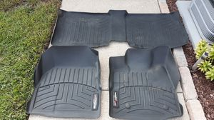 WeatherTech Floor Mats for GMC Terrain for Sale in Roselle, IL