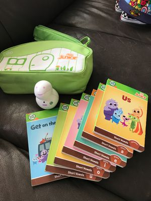 Leap frog Tag junior reading system for Sale in Whittier, CA