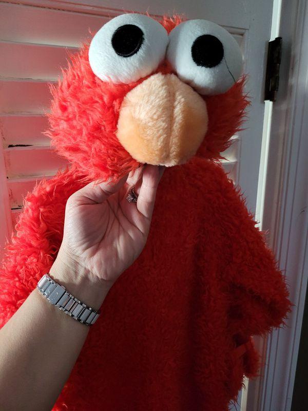 Toddler Elmo costume