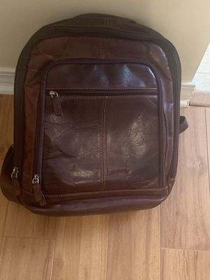 Jack George Buffalo Leather Bag for Sale, used for sale  Birmingham, AL