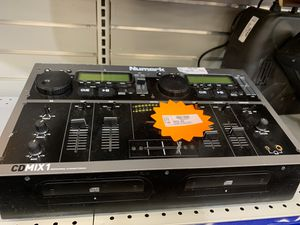 Numark CDM1x1 Mixer Ser#(21)NJ0905800443 for Sale in Burlington, NC