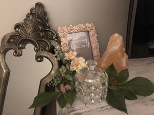 Crystal jar with lid for Sale in Atlanta, GA