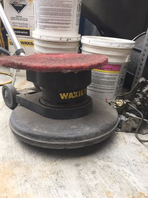 Waxie floor scrubber with floor stripper with 28 gallons for Sale in South El Monte, CA