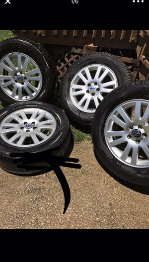 Rims for Volvo $150 for Sale in Oxon Hill, MD