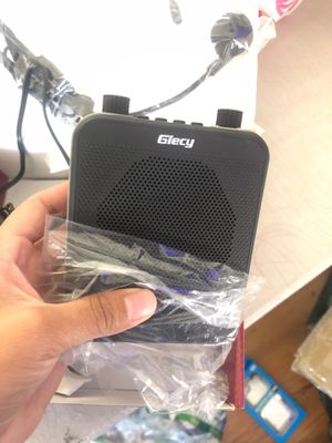 Speaker , USB Supported, Bluetooth and FM radio for Sale in North Las Vegas, NV