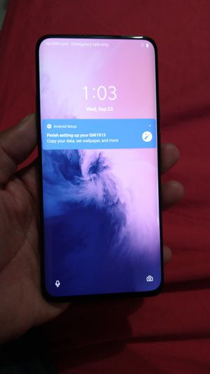 Oneplus7 pro 256gb 8 ram for Sale in Los Angeles, CA