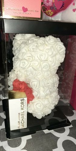 Rose Bear With Perfume for Sale in Stockton, CA