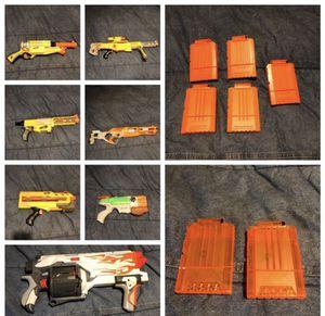 Nerf Premium Gun Lot for Sale in Port St. Lucie, FL